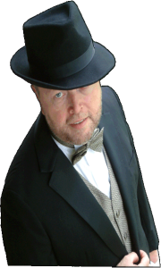 Grant Holmes, Singer & Entertainer sings music of the Rat Pack Era